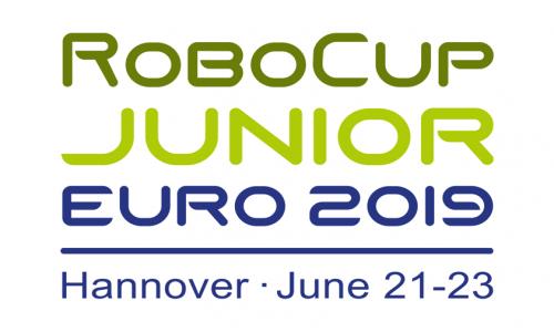 Logo RoboCup Junior Euro 2019
